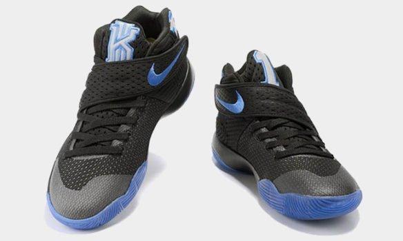 Фото Nike Kyrie 2 Duke QS черные - 2