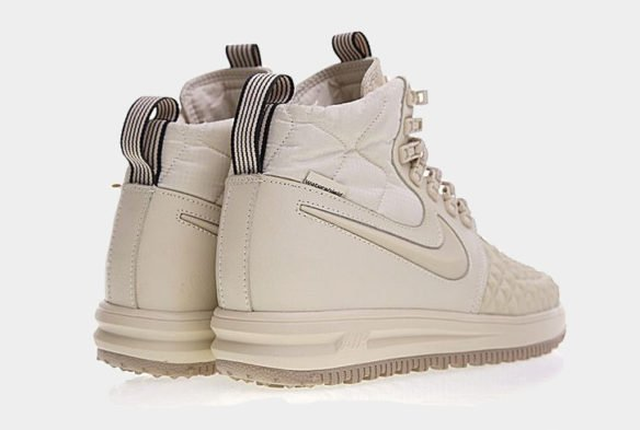 Фото Nike Lunar Force 1 Duckboot бежевые - 1